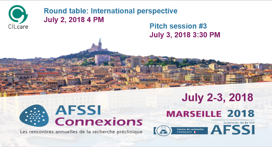 CILcare will be attending the 6th edition of AFSSI Connexions