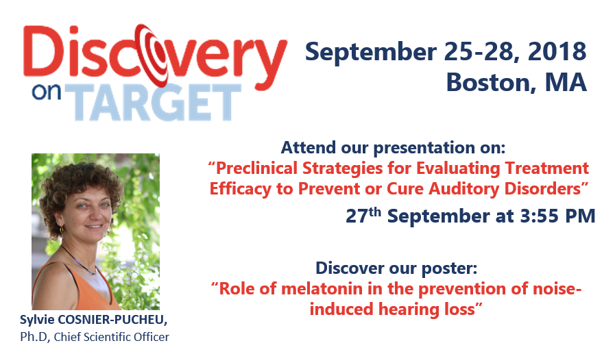 CILcare will be attending the 16th Annual Discovery on Target in Boston