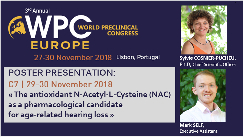 CILcare at the World Preclinical Congress Europe 2018