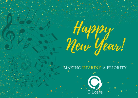 The team at CILcare wishes you a happy 2019!
