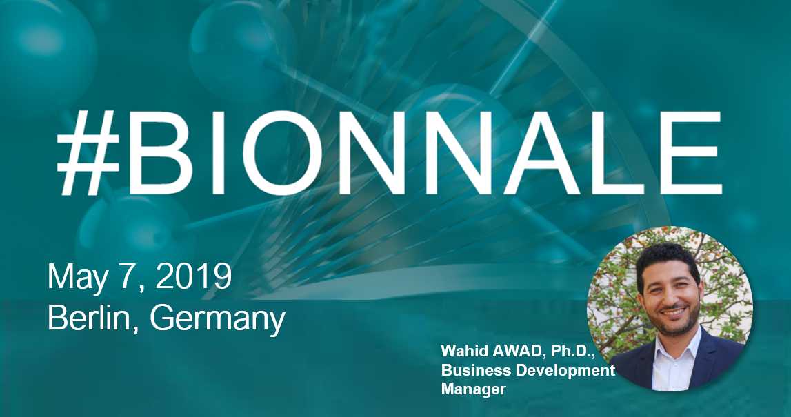 CILcare At Bionnale 2019 On May 7, 2019 In Berlin, Germany