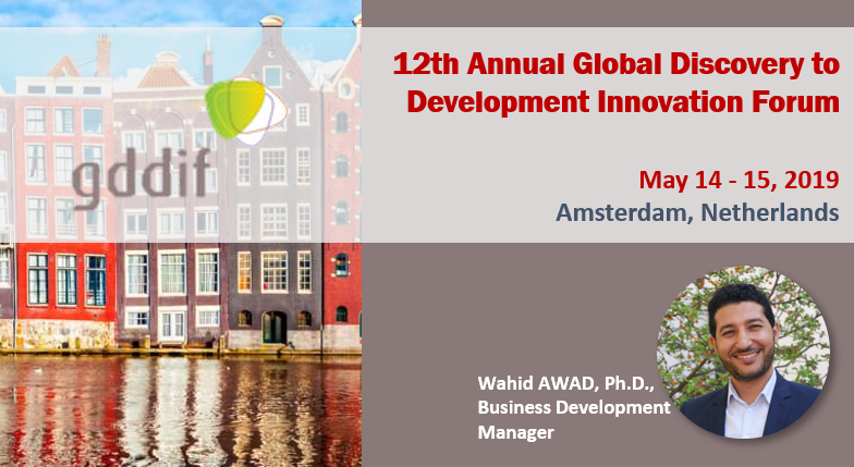 CILcare at the 12th Annual GDDIF Forum on May 14-15, 2019 in Amsterdam