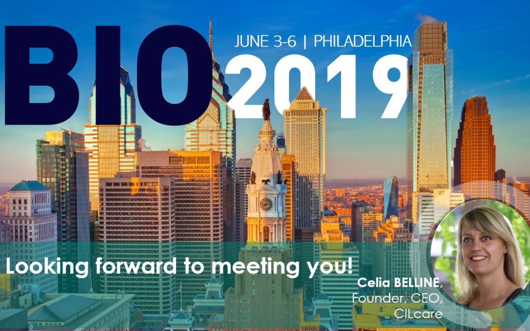 CILcare at the BIO International Convention on June 3-6, 2019 in Philadelphia, PA