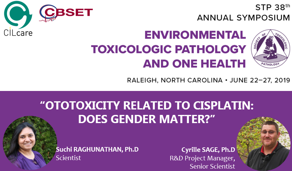 Meet CILcare at the STP 38th Annual Symposium on June 22-27,2019 in Ralegh, NC