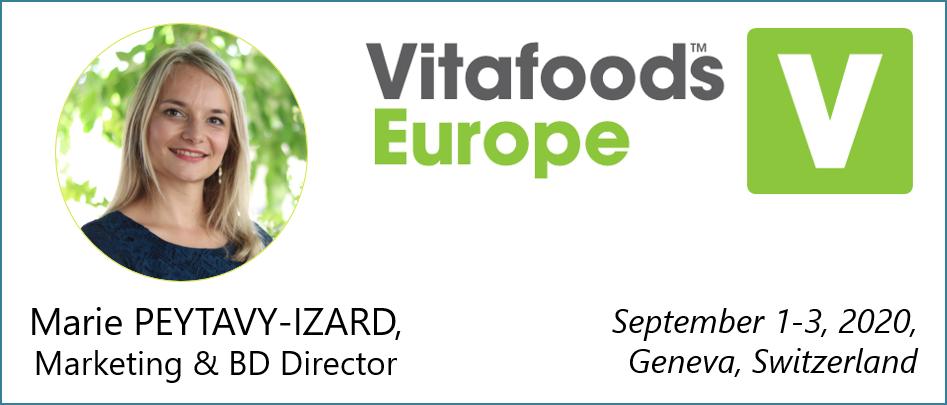 Meet CILcare at Vitafoods Europe show on September 1-3, 2020 in Geneva, Switzerland