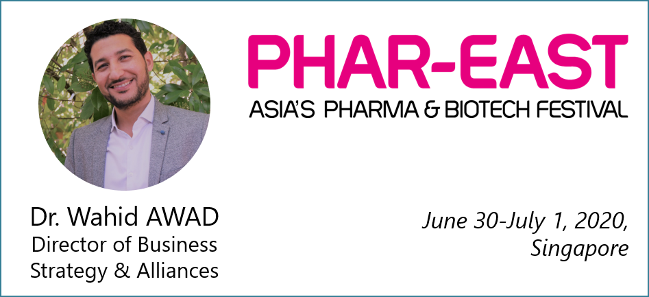 Meet CILcare at Phar East event on June 30-July 1, 2020 in Singapore