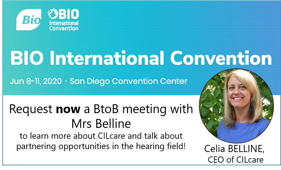 Meet CILcare at BIO International Convention on June 8-11, 2020 in San Diego, CA