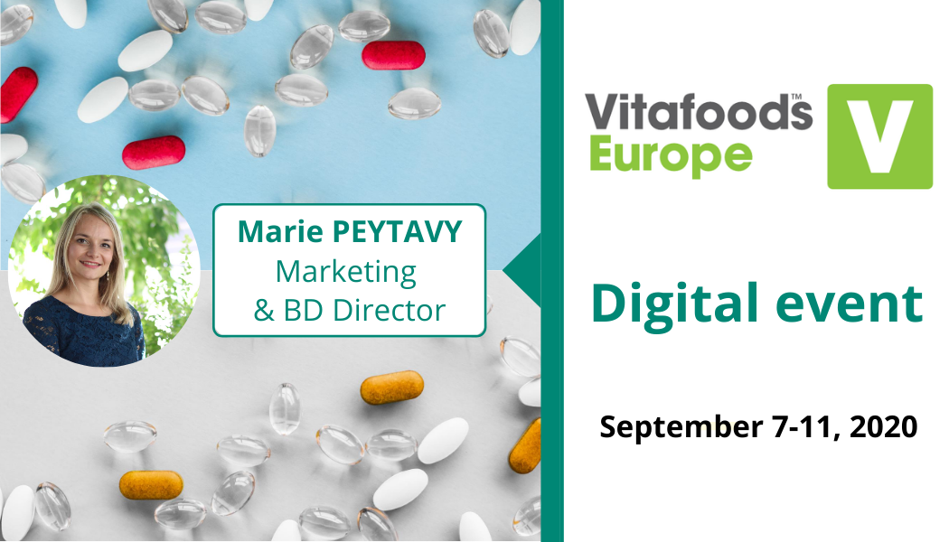 CILcare will attend Vitafoods Europe Digital on September 7-11, 2020